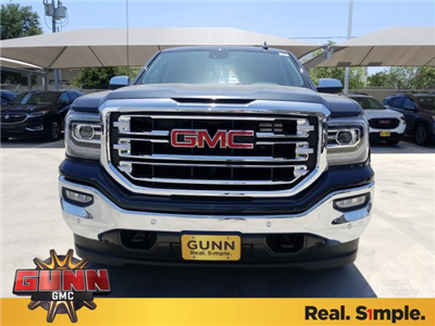 2018 Sierra 1500 Crew Cab 4x4,  Pickup #G81043 - photo 8