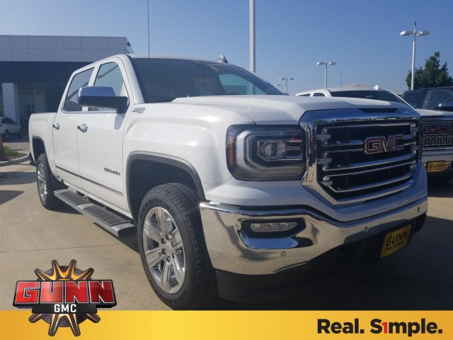 2018 Sierra 1500 Crew Cab 4x4,  Pickup #G81045 - photo 3