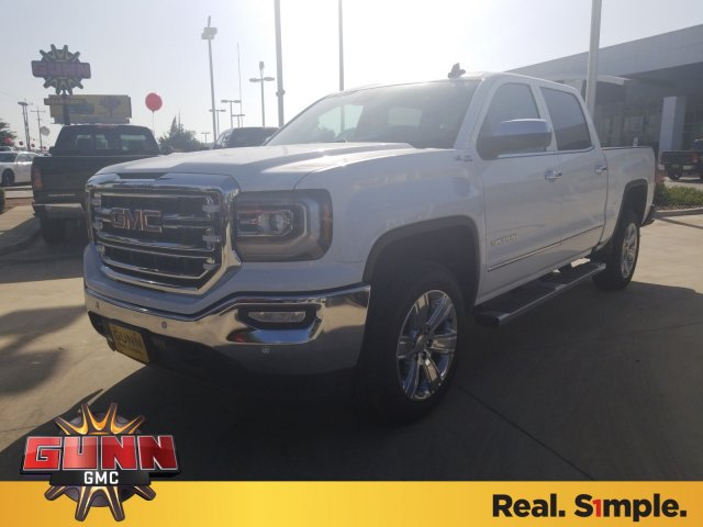 2018 Sierra 1500 Crew Cab 4x4,  Pickup #G81045 - photo 1