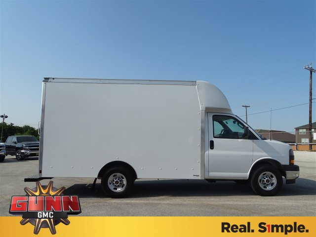 2018 Savana 3500 4x2,  Supreme Spartan Cargo Cutaway Van #G81067 - photo 8