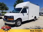 2018 Savana 3500 4x2,  Supreme Spartan Cargo Cutaway Van #G81069 - photo 1