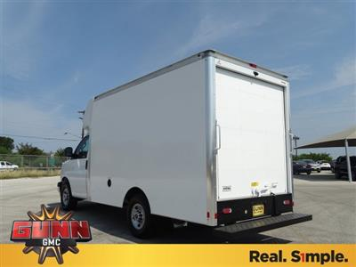 2018 Savana 3500 4x2,  Supreme Spartan Cargo Cutaway Van #G81071 - photo 2