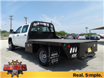 2018 Sierra 3500 Crew Cab DRW 4x4,  CM Truck Beds Platform Body #G81118 - photo 1