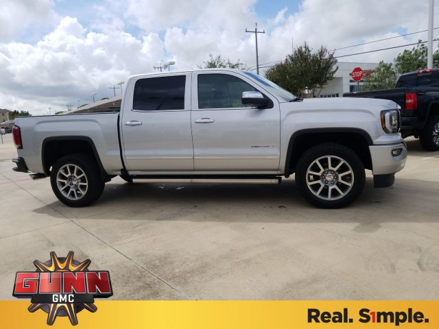 2018 Sierra 1500 Crew Cab 4x2,  Pickup #G81157 - photo 4
