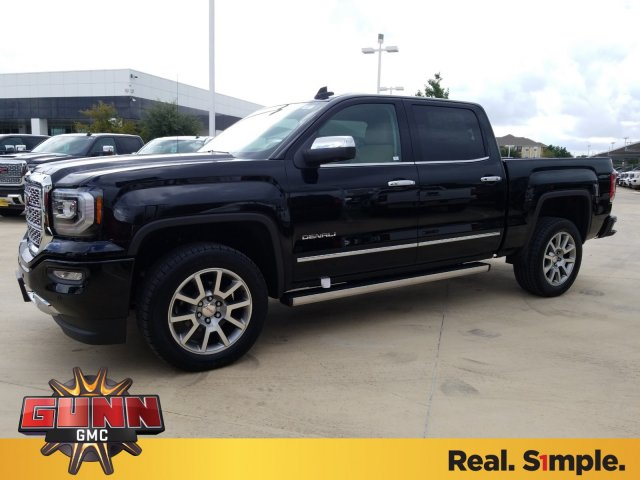 2018 Sierra 1500 Crew Cab 4x4,  Pickup #G81164 - photo 1
