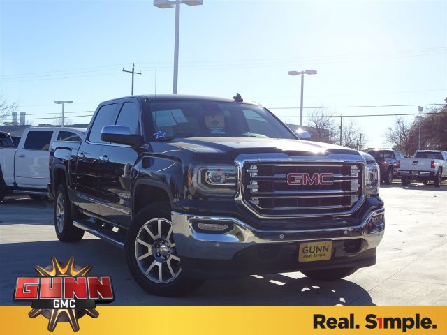 2018 Sierra 1500 Crew Cab 4x4,  Pickup #G81172 - photo 3