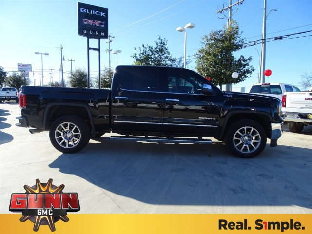 2018 Sierra 1500 Crew Cab 4x4,  Pickup #G81172 - photo 4