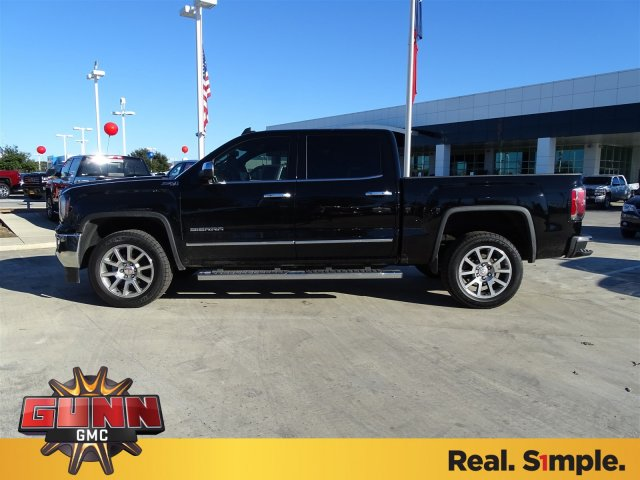 2018 Sierra 1500 Crew Cab 4x4,  Pickup #G81172 - photo 7