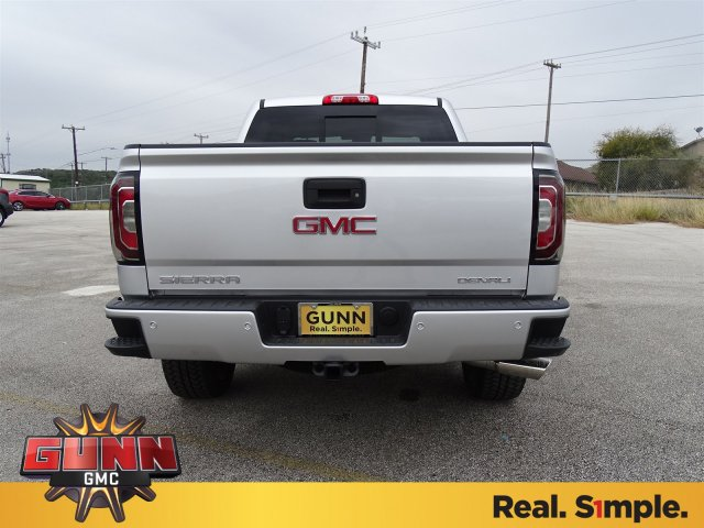 2018 Sierra 1500 Crew Cab 4x4,  Pickup #G81263 - photo 4