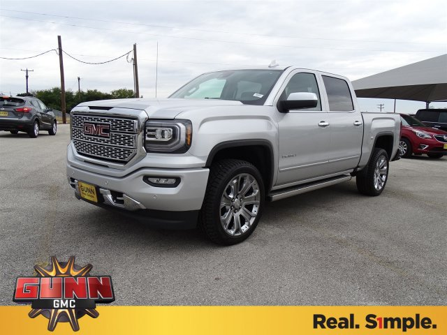 2018 Sierra 1500 Crew Cab 4x4,  Pickup #G81263 - photo 7