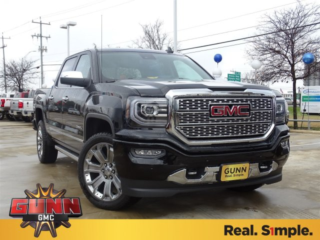 2018 Sierra 1500 Crew Cab 4x4,  Pickup #G81274 - photo 3