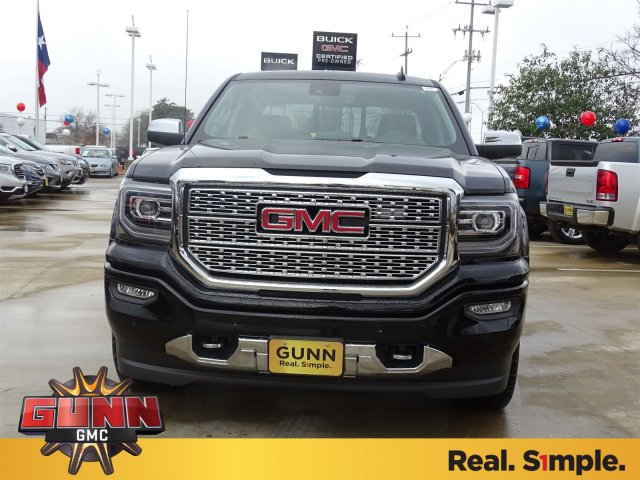 2018 Sierra 1500 Crew Cab 4x4,  Pickup #G81274 - photo 4