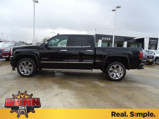 2018 Sierra 1500 Crew Cab 4x4,  Pickup #G81274 - photo 5
