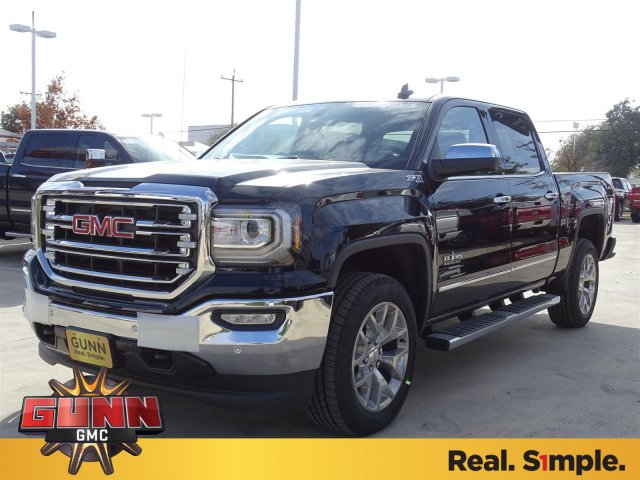 2018 Sierra 1500 Crew Cab 4x4,  Pickup #G81287 - photo 8