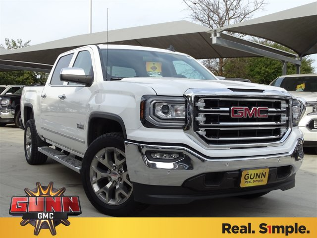 2018 Sierra 1500 Crew Cab 4x2,  Pickup #G81291 - photo 3