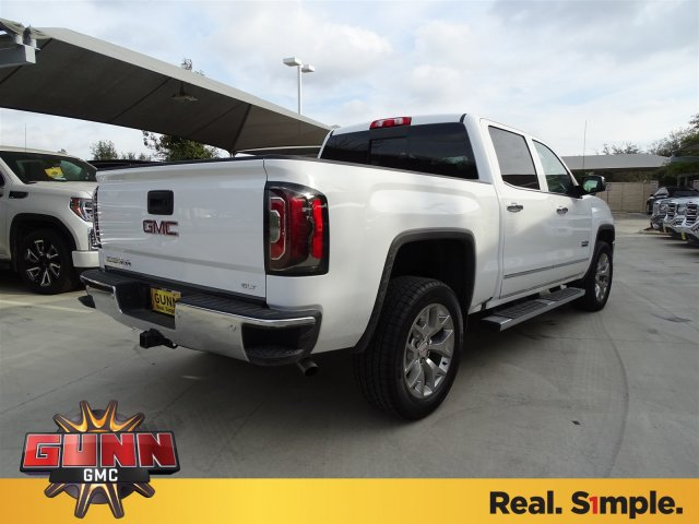2018 Sierra 1500 Crew Cab 4x2,  Pickup #G81291 - photo 5