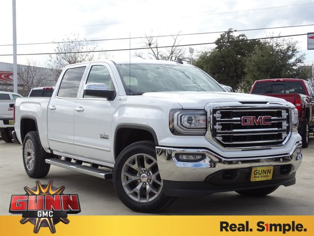 2018 Sierra 1500 Crew Cab 4x4,  Pickup #G81326 - photo 1