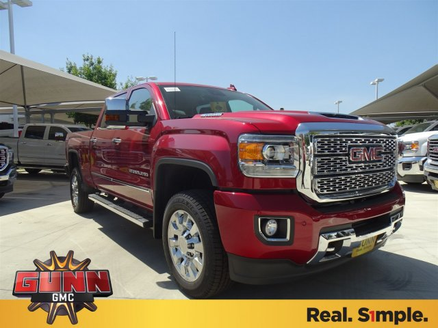 2019 Sierra 2500 Crew Cab 4x4,  Pickup #G90007 - photo 3