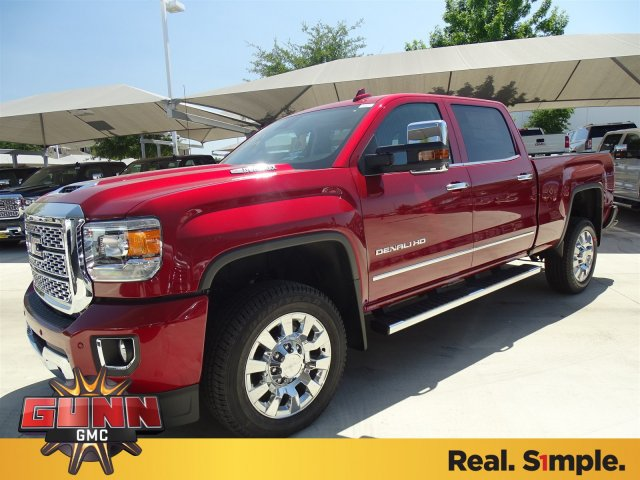 2019 Sierra 2500 Crew Cab 4x4,  Pickup #G90007 - photo 1