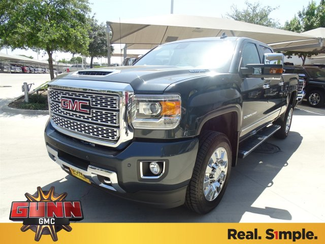 2019 Sierra 2500 Crew Cab 4x4,  Pickup #G90008 - photo 1