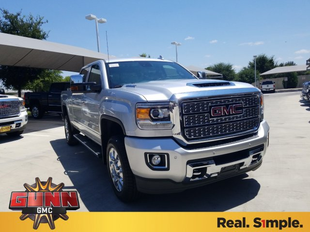 2019 Sierra 2500 Crew Cab 4x4,  Pickup #G90036 - photo 3