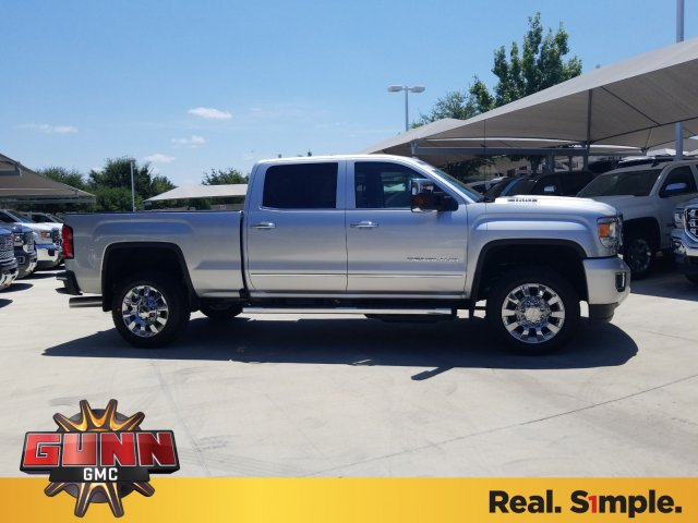 2019 Sierra 2500 Crew Cab 4x4,  Pickup #G90036 - photo 4