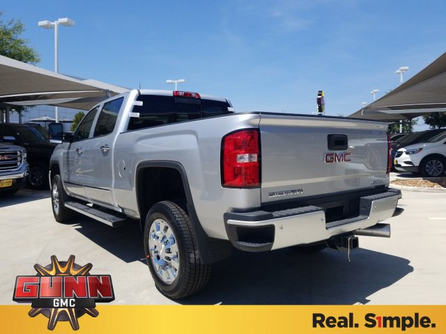 2019 Sierra 2500 Crew Cab 4x4,  Pickup #G90036 - photo 2