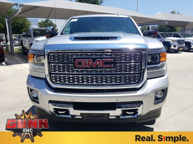 2019 Sierra 2500 Crew Cab 4x4,  Pickup #G90036 - photo 8