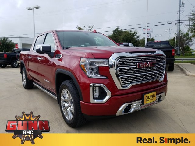 2019 Sierra 1500 Crew Cab 4x4,  Pickup #G90102 - photo 3