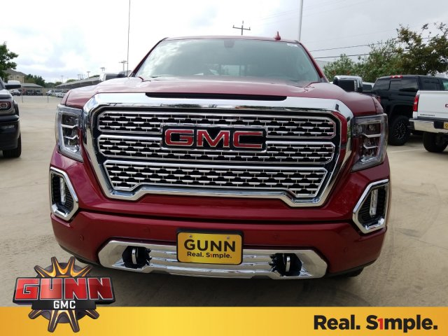 2019 Sierra 1500 Crew Cab 4x4,  Pickup #G90102 - photo 8