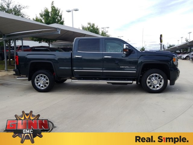 2019 Sierra 2500 Crew Cab 4x4,  Pickup #G90104 - photo 4