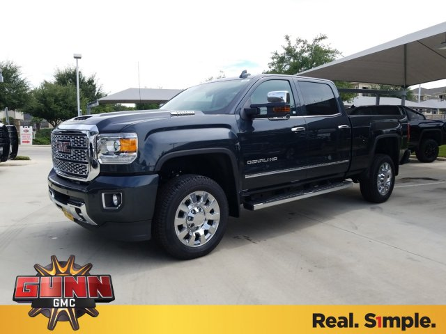 2019 Sierra 2500 Crew Cab 4x4,  Pickup #G90104 - photo 1