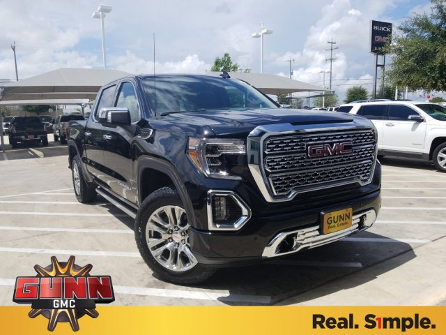 2019 Sierra 1500 Crew Cab 4x4,  Pickup #G90159 - photo 3
