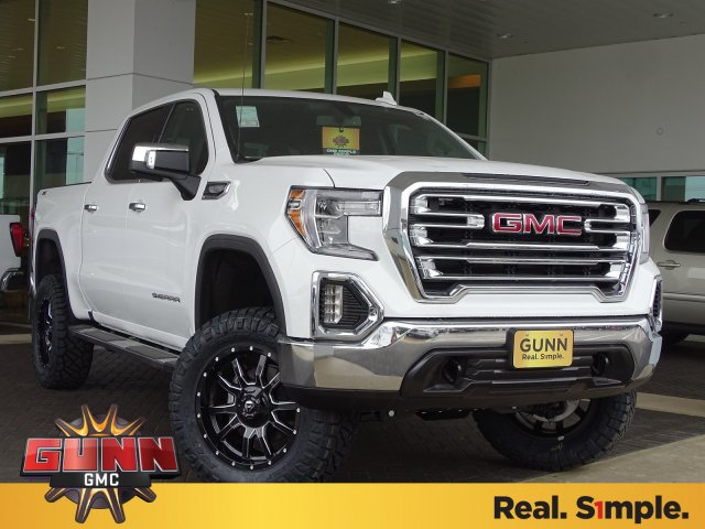 2019 Sierra 1500 Crew Cab 4x4,  Pickup #G90160 - photo 3