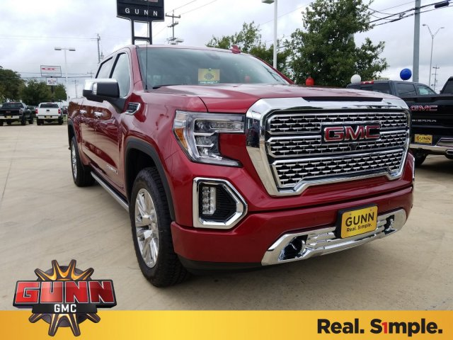 2019 Sierra 1500 Crew Cab 4x4,  Pickup #G90163 - photo 3