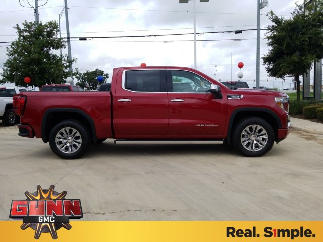 2019 Sierra 1500 Crew Cab 4x4,  Pickup #G90163 - photo 4