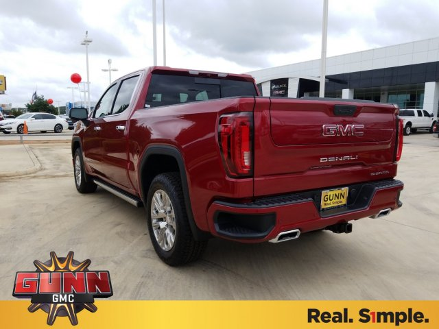 2019 Sierra 1500 Crew Cab 4x4,  Pickup #G90163 - photo 2