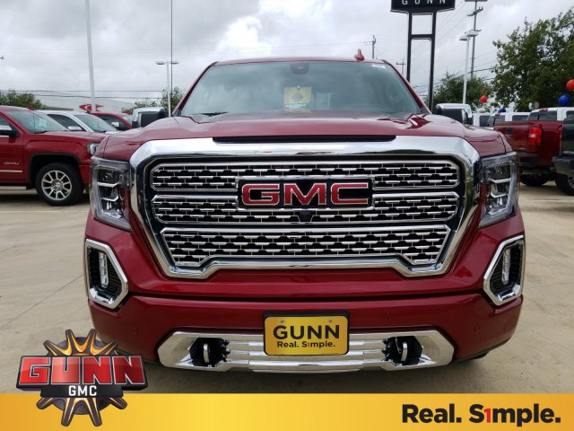 2019 Sierra 1500 Crew Cab 4x4,  Pickup #G90163 - photo 8
