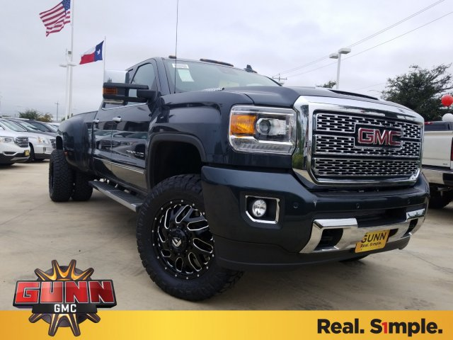 2019 Sierra 3500 Crew Cab 4x4,  Pickup #G90216 - photo 3