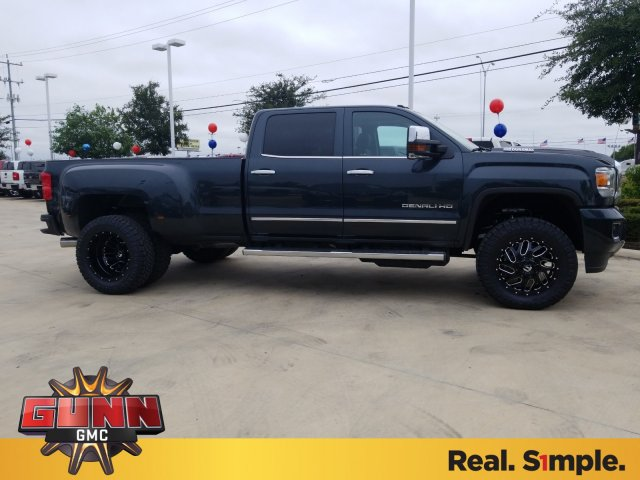 2019 Sierra 3500 Crew Cab 4x4,  Pickup #G90216 - photo 4