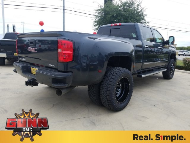 2019 Sierra 3500 Crew Cab 4x4,  Pickup #G90216 - photo 5