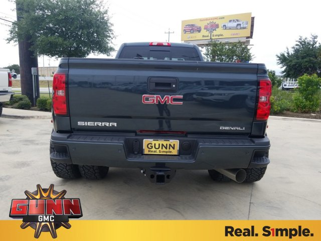 2019 Sierra 3500 Crew Cab 4x4,  Pickup #G90216 - photo 6