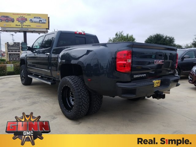 2019 Sierra 3500 Crew Cab 4x4,  Pickup #G90216 - photo 2