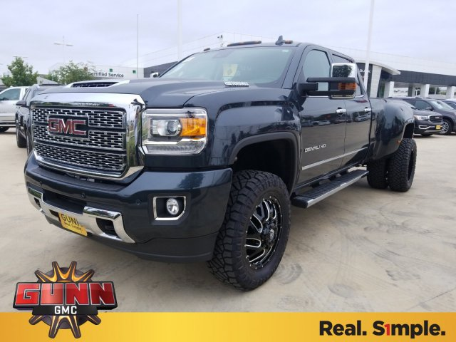 2019 Sierra 3500 Crew Cab 4x4,  Pickup #G90216 - photo 1