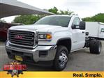 2019 Sierra 3500 Regular Cab DRW 4x4,  Cab Chassis #G90631 - photo 1