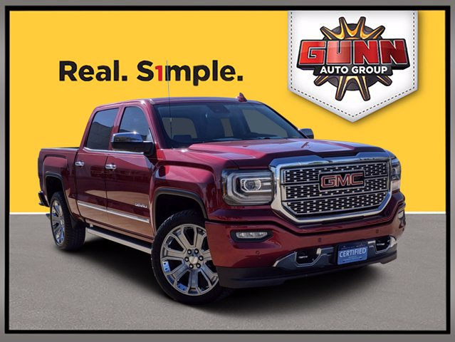 2018 GMC Sierra 1500 Crew Cab 4x4, Pickup #GL0127 - photo 1
