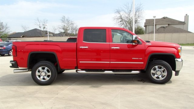 2016 Sierra 2500 Crew Cab 4x4, Pickup #GT60149 - photo 4