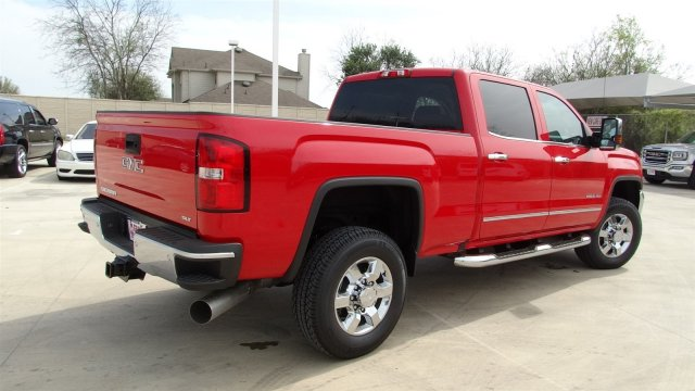 2016 Sierra 2500 Crew Cab 4x4, Pickup #GT60149 - photo 2
