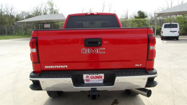2016 Sierra 2500 Crew Cab 4x4, Pickup #GT60149 - photo 5