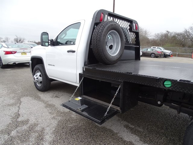 2015 Sierra 3500 Regular Cab, Platform Body #GT70490 - photo 10
